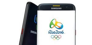 mobile advertising at the Olympics